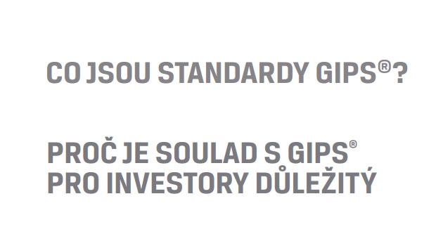 GIPS standardy